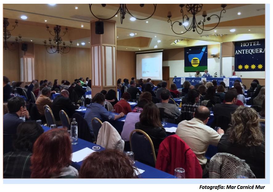 Nota de Prensa. I Encuentro profesionales ETF