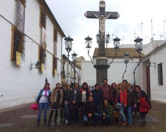 Reunión en Córdoba de la Junta Directiva