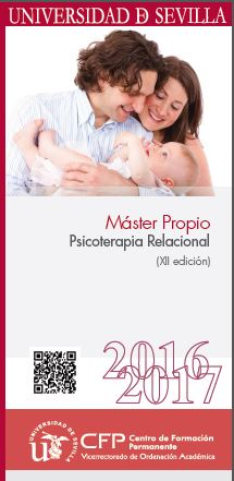 Universidad de Sevilla. Máster Propio Psicoterapia Relacional (XII edición)