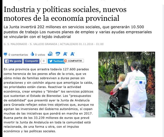 Industria y políticas sociales, nuevos motores de la economía provincial…. (los ETF están ahí).