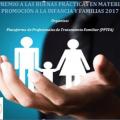 Premios Buenas Prácticas en materia de promoción a la infancia y familia 2017