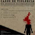 """Jornada """"Casos de Violencia: Un abordaje psicodramático"""""""