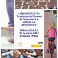 II Encuentro Plataforma de Profesionales de Equipos de Tratamiento Familiar