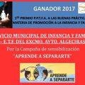 Premio Buenas Prácticas «Aprende a Separarte»