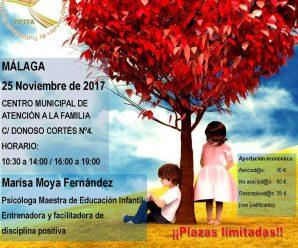 Jornada de Disciplina Positiva en Málaga