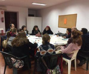 Reunión Junta Directiva PPTFA