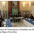 Huelva renueva el convenido del Programa de Tratamiento Familiar