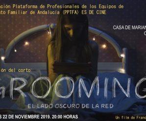 """""""Grooming, el lado oscuro de la red"""""""