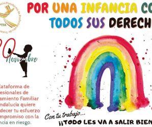Feliz Día de los Derechos de la Infancia.