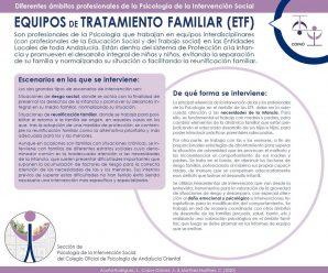Difundiendo el Programa Tratamiento Familiar