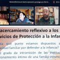 """Webinar """"Aportación Psicológica al Informe de Riesgo y Desprotección en Menores"""""""