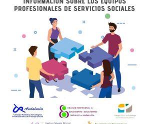Los equipos profesionales en Servicios Sociales
